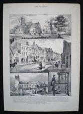 Dealer or Reseller Listed Engraving Topographical Art Prints