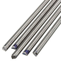 Titanium Ti Grade 5 Gr.5 GR5 Metal Rod Diameter 3mm Length 25cm 10 inches 5Pcs