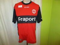 """Eintracht Frankfurt Original Jako Heim Trikot 2009/10 """"FRAPORT"""" Gr.M TOP"""