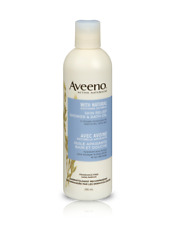 Aveeno Skin Relief Shower & Bath Oil 10 oz + Free gift / sample