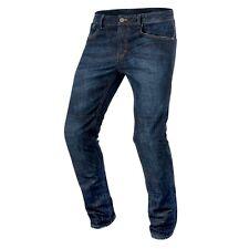 Alpinestars Copper Dark Rinse Technical Aramidic Fiber Denim Motorbike Jeans