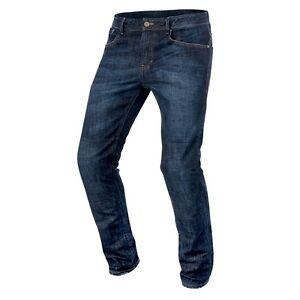 Alpinestars Kupfer Dunkel Spülung Technische Aramidic Faser Jeans Motorrad Jeans