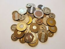 Transit Tokens - Lot of 50 Different Transit Tokens
