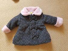 GiGirls pink coat 12 months