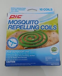 Pic c-10-12 1-Pack Mosquito Repellent Coils (contains 10 Coils)