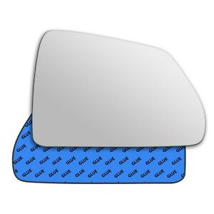 Right wing adhesive mirror glass for Cadillac CTS 2009-2013 425RS