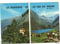 65 - Cpsm - der Sessellift und nach De Gaube (H6527)