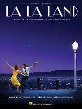La La Land Vocal Selections Sheet Music from Movie Soundtrack Piano 000223013