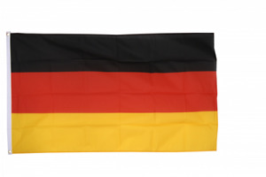 Germany Flag Size 3x5ft 90x150cm Flags Eyelets