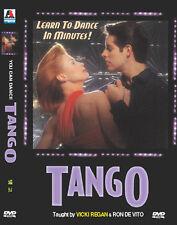 You can dance : Tango (DVD,All,New) Vicki Regan, Ron De Vito
