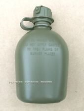 Genuine US Army GI Issue 1 Quart Water Bottle Canteen in New Condition.