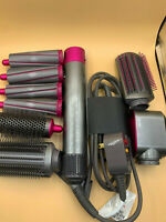 Dyson airwrap styler V9 Motor multiple hair types WAND Complete ALL Attachments