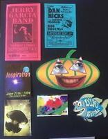 Vintage RAVE Flyers LIQUID FRIDAYS, ELECTRIC JELLYFISH INSPIRATION  (LOT 408)