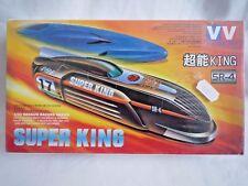SUPER KING SR 4 RACER / 1:32 MODEL KIT WITH MOTOR / REDSUN RACER SERIES / NEW &