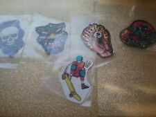 Prism Stickers - Skater, Punk, Scary from 90's (HTF)
