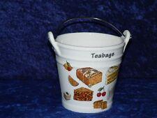 Torte bustina in ordine a forma di secchio utilizzato BUSTINA Pot, perfetto per una buona quantità