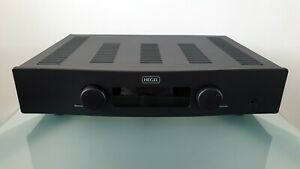 Hegel H90 Integrated Streaming Amplifier + DAC - Black - Boxed - Excellent!