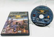 Socom U.S. Navy Seals Sony PlayStation 2 Video Game PS2