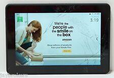 "Amazon Kindle Fire HDX 16GB Wi-Fi 7"" READ LISTING C9R6QM"