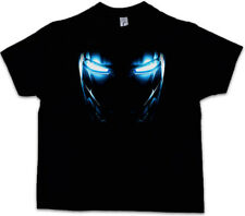 Mark II Armor Eyes Enfants Jeunes T-shirt Tony Stark Iron Arc Reactor Sign 3 on