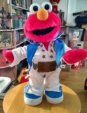 Elvis Elmo Animated Sings & Dances Sesame Street Doll Toy by Mattel -