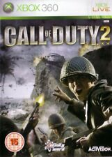 Call of Duty 2 XBOX 360 jeux tir shooter games spelletjes 1342