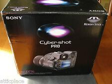 Sony Cyber-shot DSC-D770 1.5 MP Digital Camera - COLLECTORS ITEM