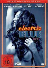 Electric Blue - Best of | Erotik aus den 80er | 3 Filme | B. Bardot  [FSK18] DVD