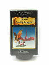 Dueling Dragons #10-416 Classic Ral Partha Fantasy RPG Metal Figure