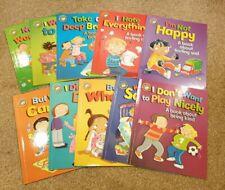 Emotions and Behaviour set of 10 Books