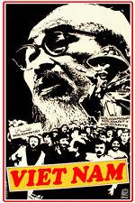 "11x14""Decoration Poster.Room political design art.Ho Chi Minh Vietnam.6555"