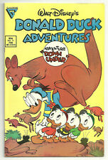Donald Duck Adventures 11 Gladstone VG Condition