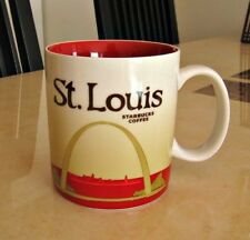 Starbucks ST. LOUIS City Icon Mug Brand New and MINT with Tags!
