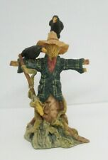 """Rare Schmid Lowell Davis Signed Hand Painted in Scotland """"Scarecrow"""""""