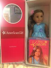 American Girl Kanani Doll And Book