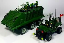 Banbao Defence Force Autoblindo & Jeep Pull Back Action Militare/Esercito