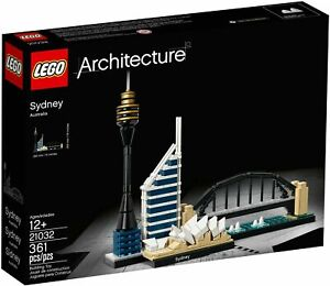 Brand New LEGO 21032 Architecture Skylines Sydney