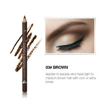 Waterproof Long Lasting Brown Eyeliner Eyebrow Eye Brow Pencil Pen Make Up Tool
