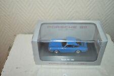 VOITURE COLLECTION  PORSCHE  911 DE 1964 NEUF METAL BLEU  ALTAS 1/43