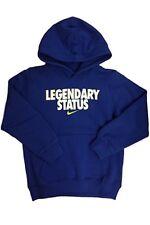 Nike Boy's Hoodie Blue 860227-976.(Size: 6)