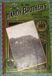 Hardy Brothers. Rare early Angling catalogue 1909. Exceptional condition.