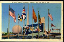 NEW YORK, WORLD'S FAIR, OFFICIAL, BRIDGE OF WINGS, PHARMACY HALL,    (788