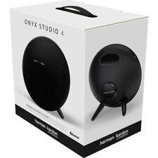Neuer Harman Kardon Onyx Studio 4 Tragbarer Bluetooth Lautsprecher schwarz OVP