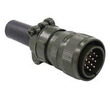 14 Pin Male Plug 136961 141162 Fit For Miller Metal Welder Hobart Wire Feeder