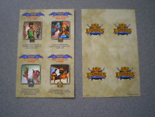 Age of Empires Online: The Greeks Sheet of 4 Cards
