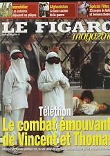 le figaro magazine decembre 2001 - numero 17832