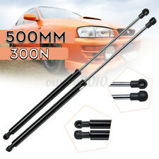 Pair Car 500MM 300N Lift Support Strut Gas Spring Assist Shock Trunk Lid Mount