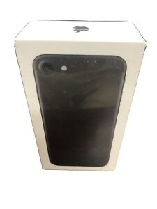 Apple iPhone 7 32GB Prepaid Phone Black Total  Wireless - New Sealed In Plastic