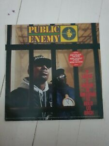Public Enemy  - IT TAKES A NATION OF MILLIONS .....  - 1988 COVER ONLY hip hop