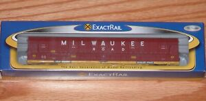 EXCATRAIL EN-50502-1 N VERT-A-PAC MILWAUKEE ROAD TTVX 801936